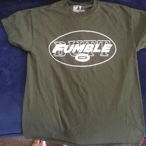 Other - NY Jets Butt Fumble joke shirt